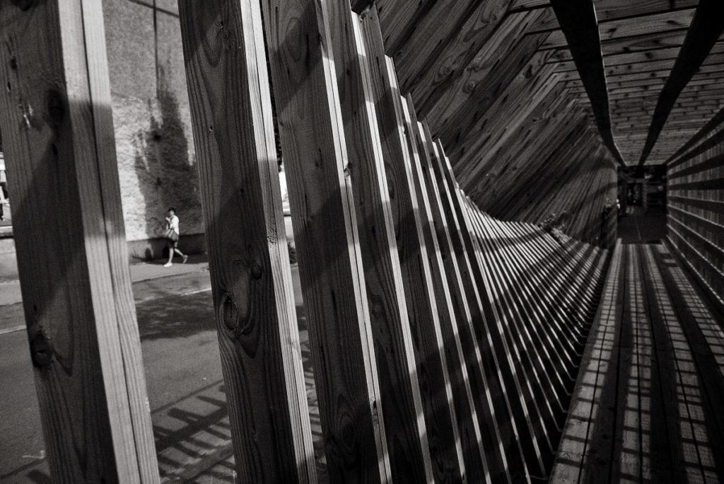 Oscillation, Nantes. AtelierVectuer. Septembre 2016. photo Tim Fox
